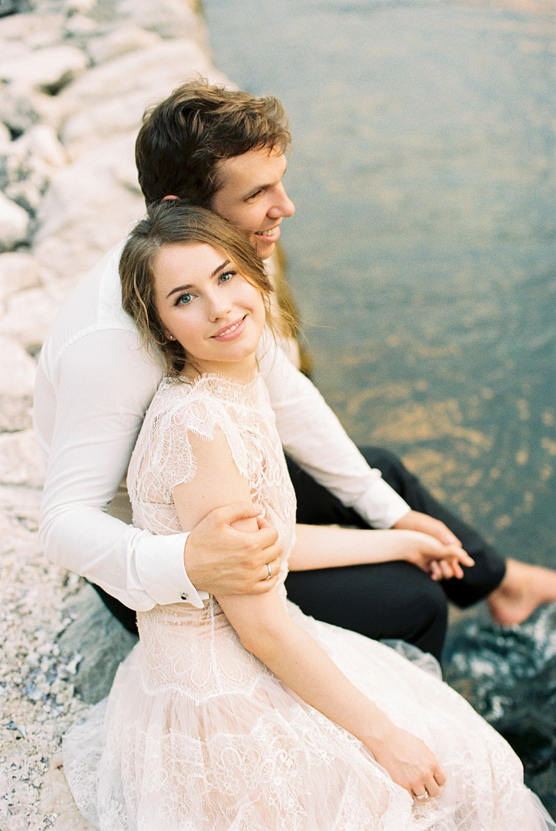 romantic honeymoon session