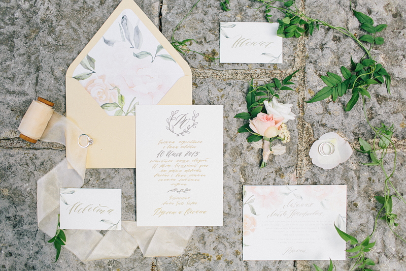 Intimate Summer Wedding by Sonya Khegay 02