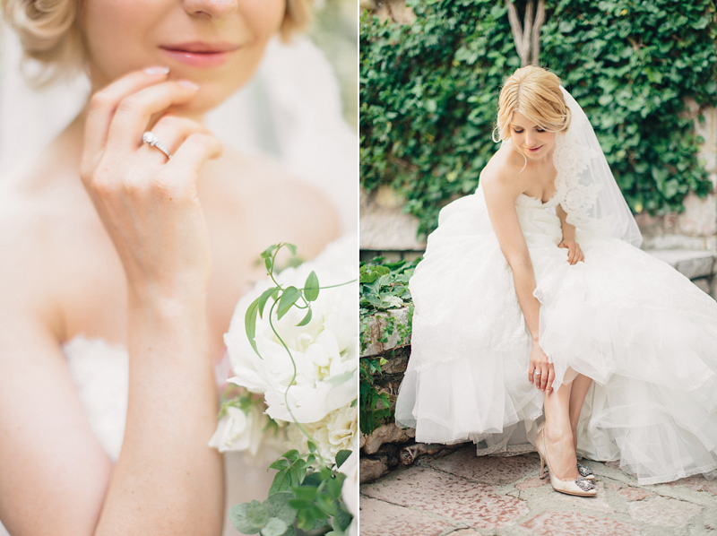 Intimate Summer Wedding by Sonya Khegay 10