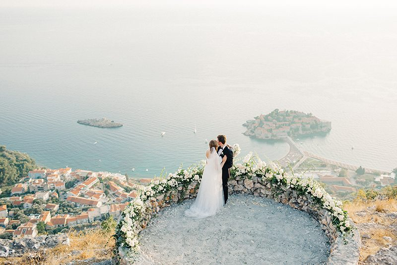 romantic escape to Sveti Stefan